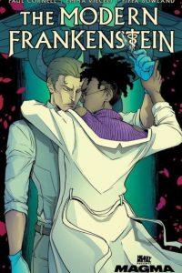 Modern Frankenstein cover