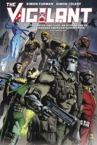 Review: The Vigilant TPB (Rebellion/Treasury of British Comics)