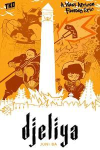 Djeliya cover