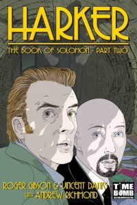 Harker Book 2 cover