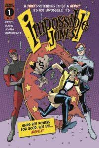 Impossible Jones cover