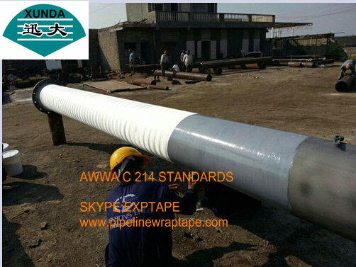 Coating&wrapping For Underground Piping