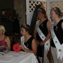 Mn Autism Fundraiser- Maple Lake, Mn Royalty 2014
