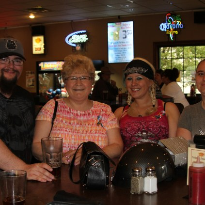 Triple R Grill & Bar- Ride For Autism 2014 Kimball, Mn
