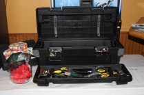 Tool Box Raffle for Mn Autism Fundraiser 2014