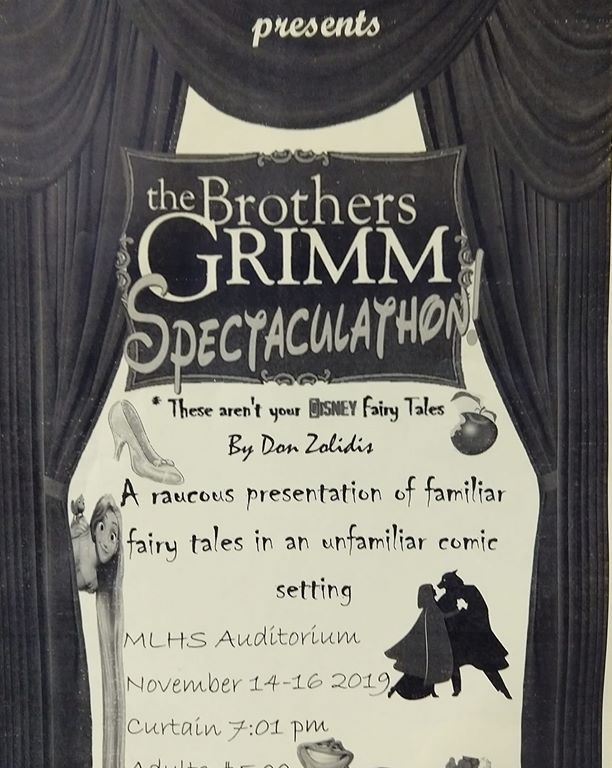 """Cadence in """"The Brothers Grimm Spectaculation"""""""