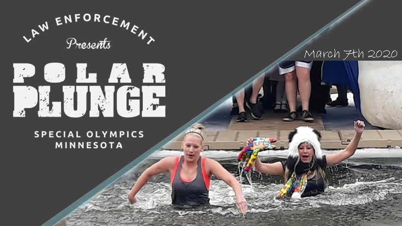 Polar Plunge for Special Olympics MN 2020