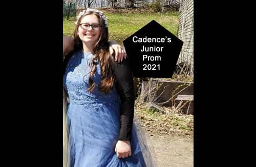 Cadence's Junior Prom