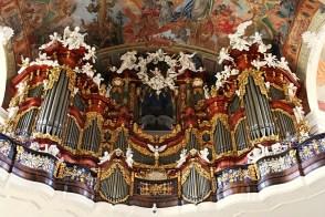 Krzeszow organ, photo by Fotonews
