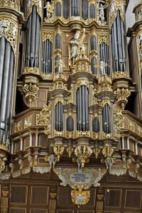 Stellwagen organ, photo by Hans-Jörg Gemeinholzer