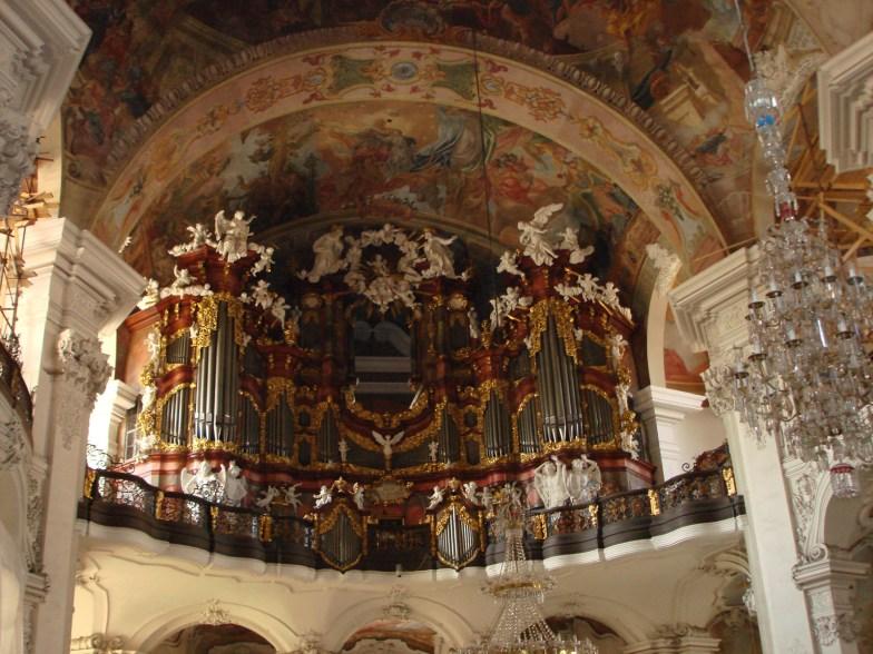 Krzeszow organ, photo by Aw58