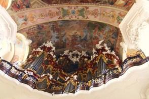 Krzeszow organ, photo by Paweł Witan