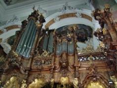 Ottobeuren organ, photo by Christoph Spatschek, Johannes Böckh and Thomas Mirtsch