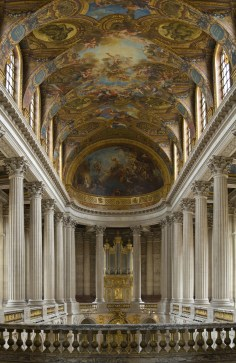 Versailles organ, photo by Diliff