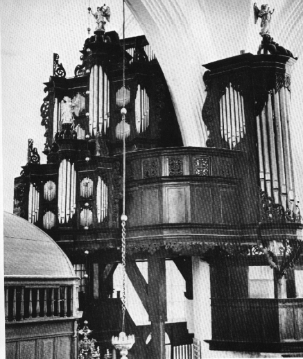 Norden organ, photo from Archiv Helms