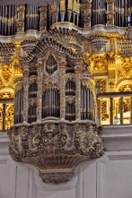 Granada organ, photo by Hans-Jörg Gemeinholzer