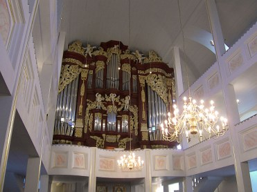 Erfurt organ, photo by Johannes Janeck