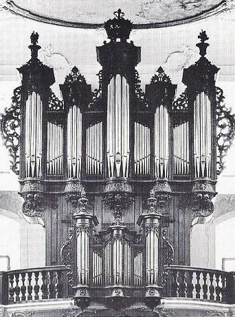 Arlesheim organ