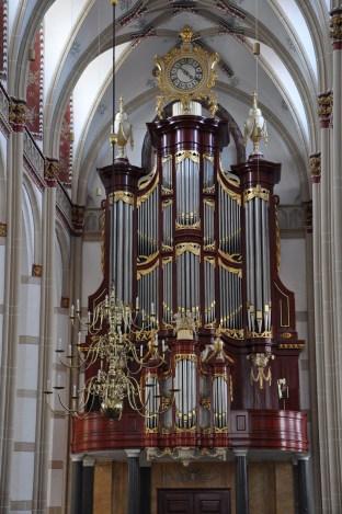 Zaltbommel organ, photo by Bourdon16