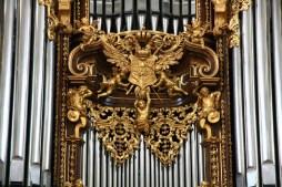 Passau organ, photo by Schorle