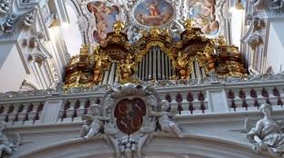 """Passau organ, photo by """"webbiene65"""""""