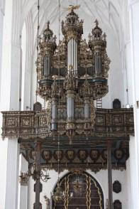 Gdansk organ, photo by Ludwig Schneider