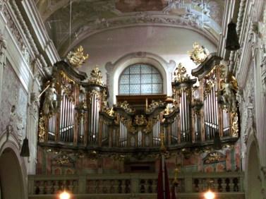 Bamberg organ, photo from Organ Index