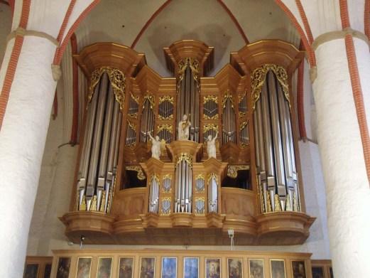 """Jacobikirche organ, photo by """"Bramstercate"""""""