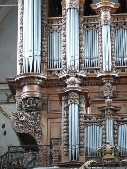 Toulouse organ, photo by Finoskov