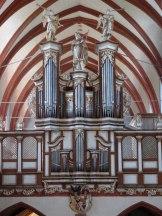 Klosters Altenbeg organ, photo by Cherubino