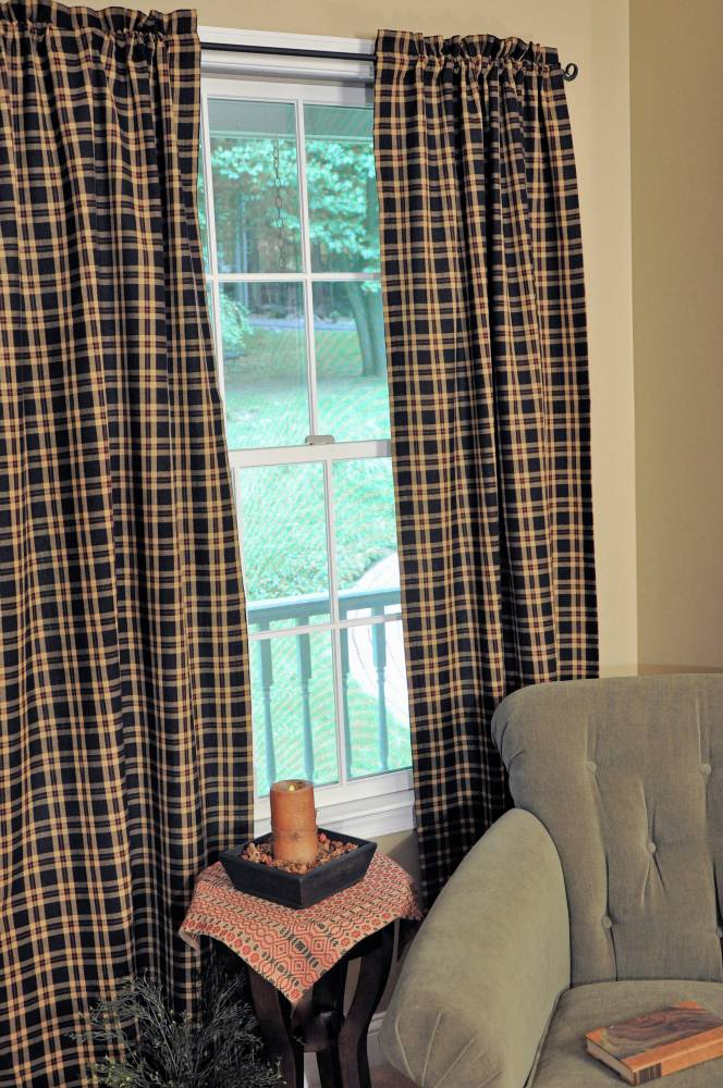 Country Drapes And Panel Curtains Cambridge Panels 84