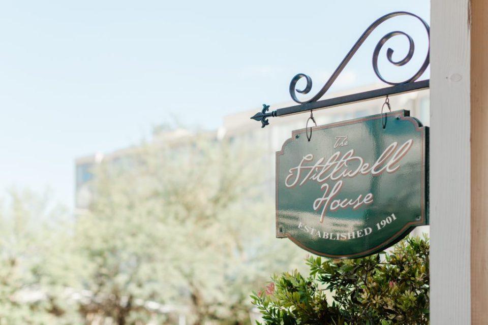 Stillwell House and Garden Wedding