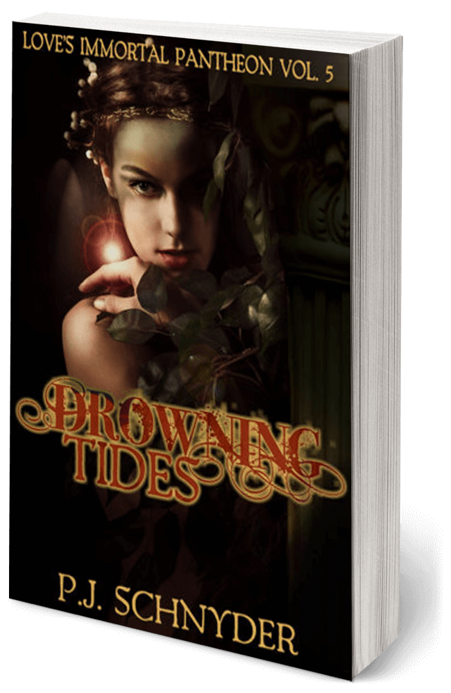 Drowning Tides by PJ Schnyder