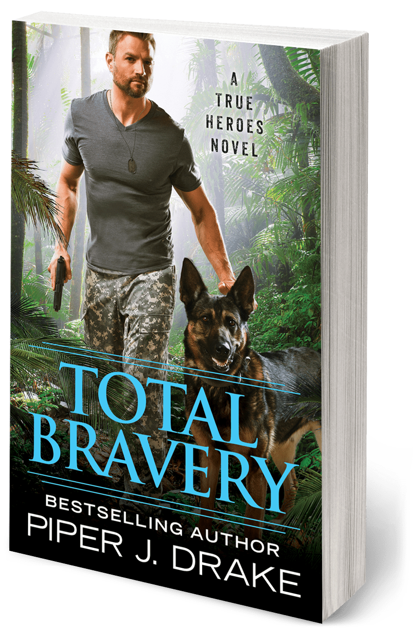 Total Bravery by Piper J. Drake
