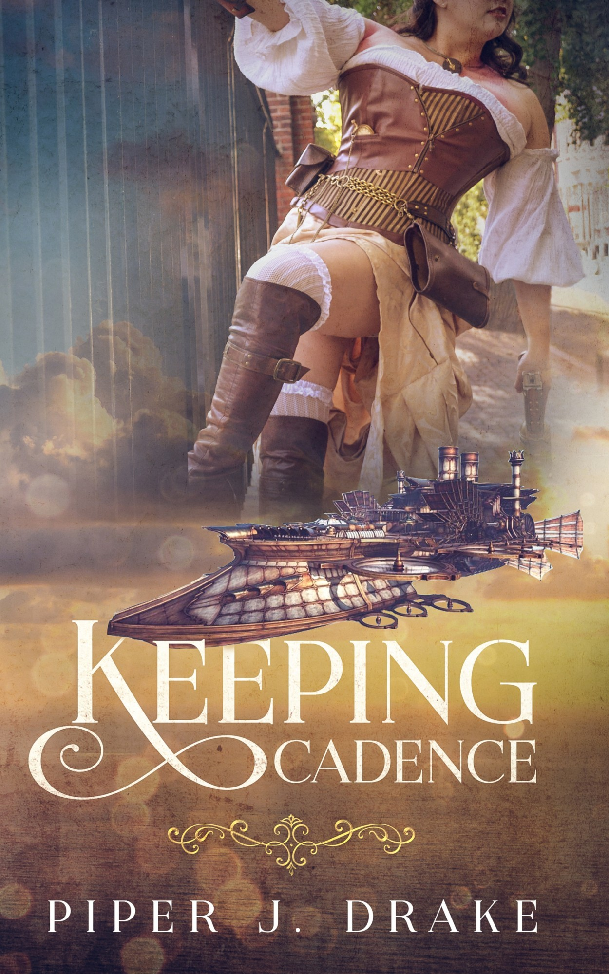 keeping cadence by piper j drake