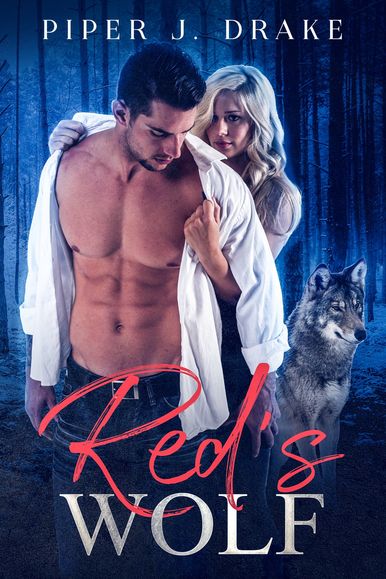 reds wolf by piper j drake