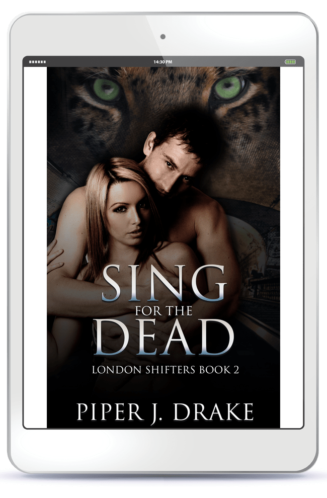 London Shifters - Sing for the Dead - ebook reader