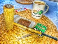 Missouri Meerschaum Co. MacArthur Classic Corn Cob Pipe 2 ...