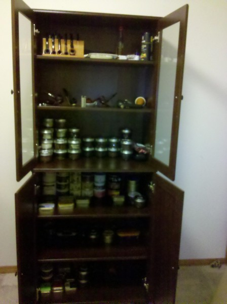 New Spot for My Pipes and Tobacco  General Pipe Smoking