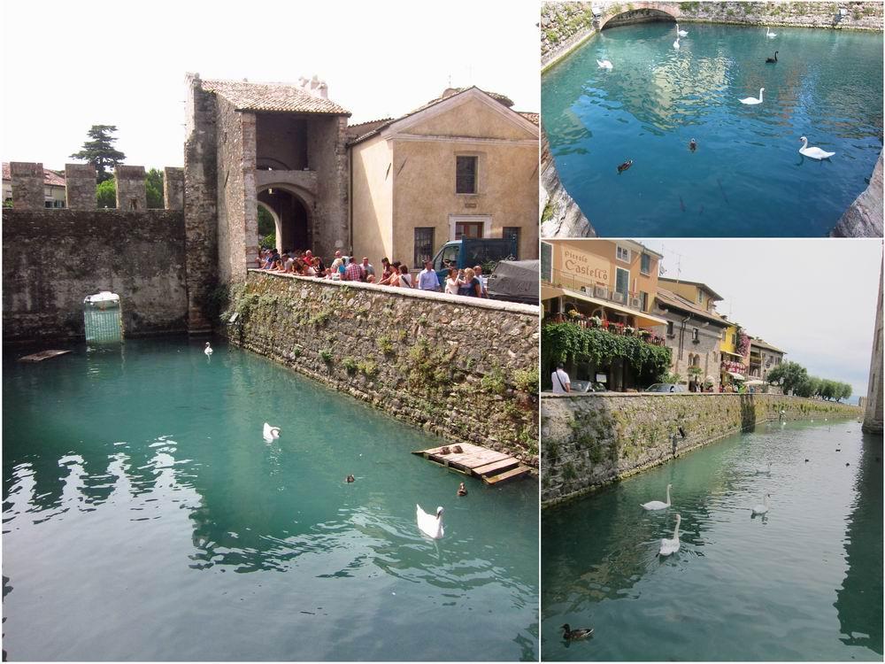 Day4-1古堡畔的冰河湖—加達湖(Lake Garda) | 通往天堂的拉麵