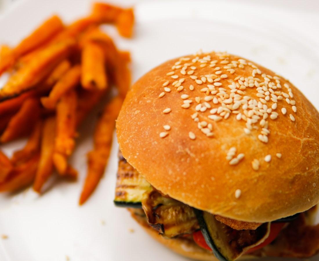 Grundrezept Burger Buns
