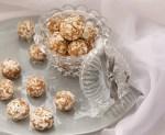 Salted Caramel Almond Balls