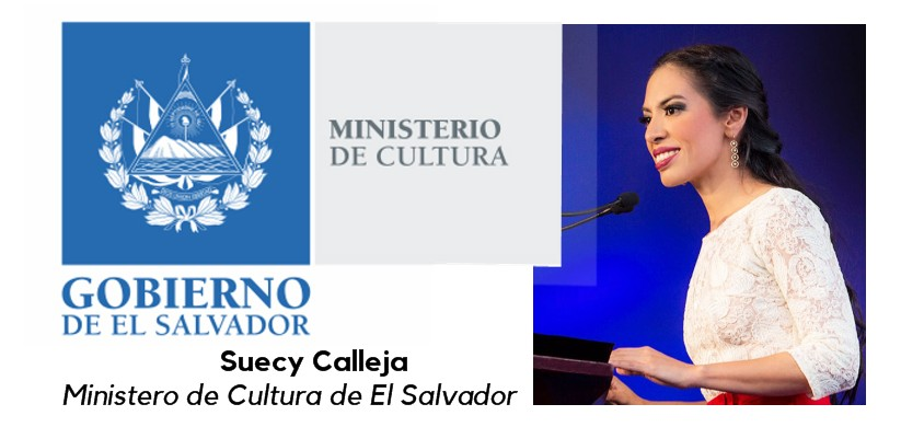 Suecy Calleja: Ministra de cultura.