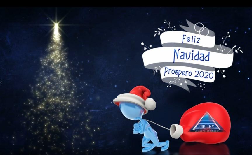 Feliz Navidad & Prospero 2020
