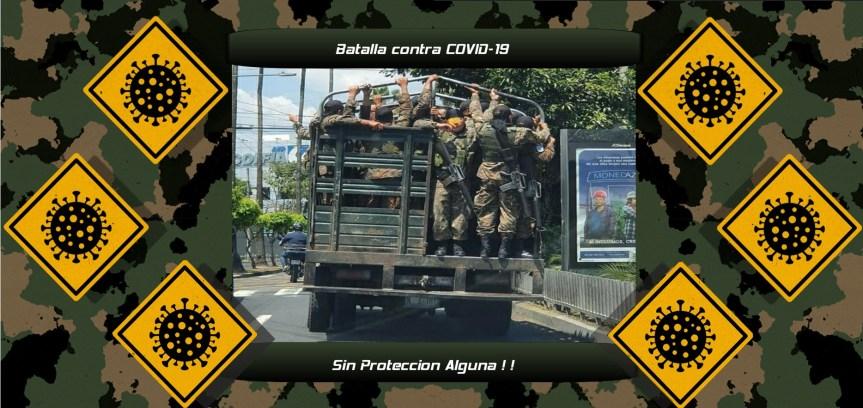 PIPILES donan 488 mascarillas a las Fuerzas Armadas y Doctores que protegen a ciudadanos del COVID-19