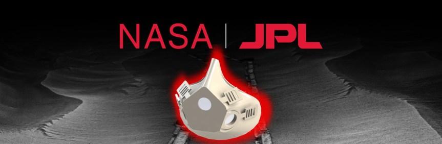 JPL (Jet Propulsion Laboratories)/NASA hace sus  respiradores 3D y los hace públicos para que lo imprimas (Impresora-3D) en casa.