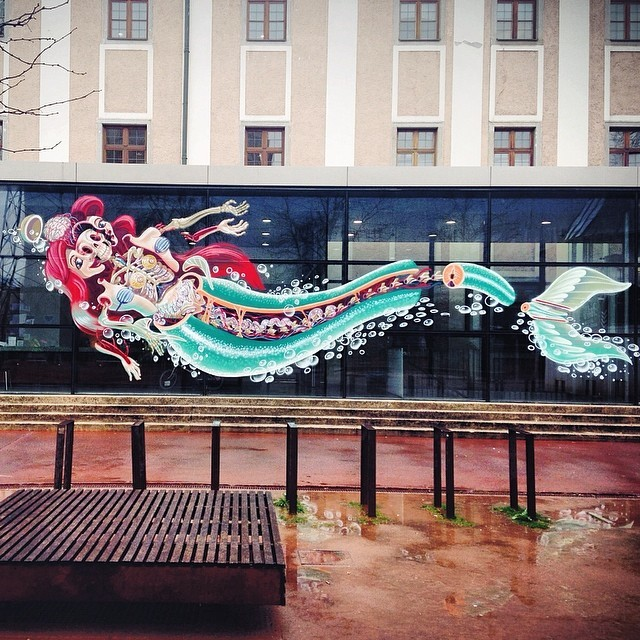 Nychos-Dissection-Of-The-Little-Mermaid