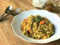 Masala Khichdi Instant Pot Pressure Cooker