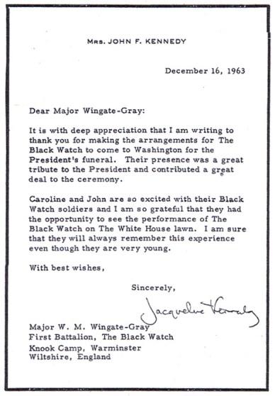 Thank You Letter (December 16