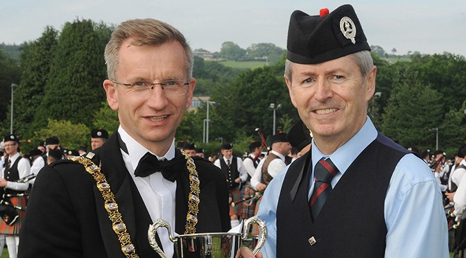 RSPBA Publishes Draw for UK Pipe Band Championships